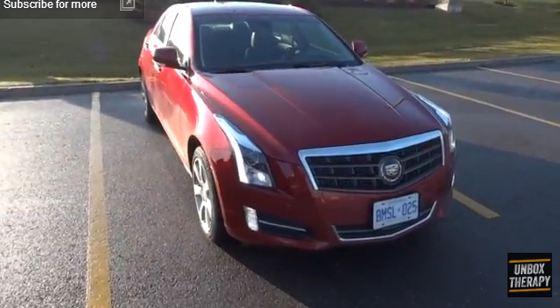 Car Tech: 2013 Cadillac ATS