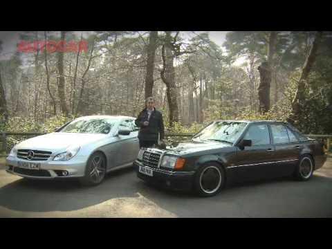 [Autocar] Mercedes 500E & CLS 63 AMG