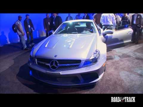 [RoadandTrack] 2009 Mercedes-Benz SL65 AMG Black Series