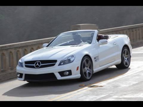 [RoadandTrack] 2009 Mercedes-Benz SL63 AMG Comparison Test