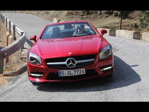 [RoadandTrack] 2013 Mercedes-Benz SL550 -- First Drive