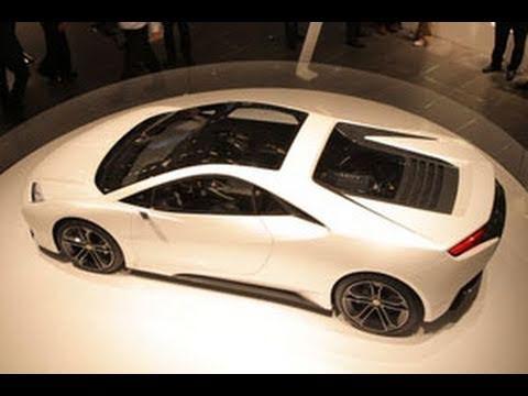 [RoadandTrack] 2013 Lotus Esprit - 2010 Paris Auto Show
