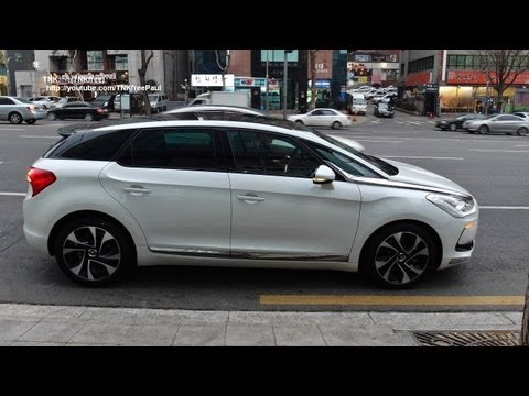Citroen DS5 First Drive ( 2.0 HDi )