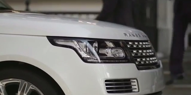 The All New Range Rover Long Wheelbase Autobiography Black - Design Film