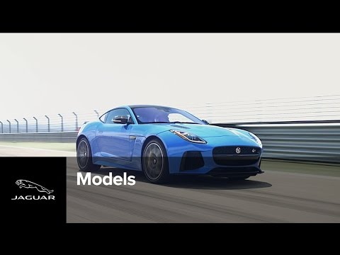 [오피셜] F-TYPE SVR | Performance Beyond Perfection