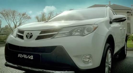토요타 코리아(TOYOTA Motors) TV CF - New Generation RAV4편