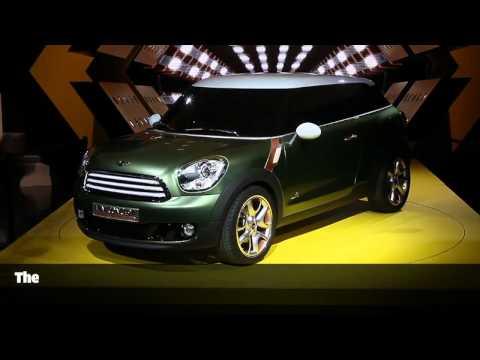 [Autocar] Detroit motor show: Mini Paceman