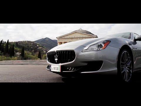 Maserati Quattroporte Diesel - Master of Surprise