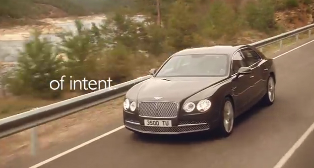 The new Bentley Flying Spur is here - Bentley Motors