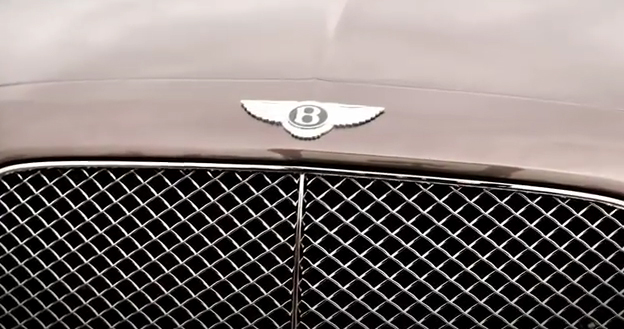 The new Bentley Flying Spur is coming.