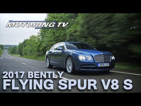 [Motoring TV] REVIEW: 2017 Bentley Flying Spur V8 S