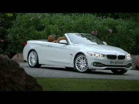 BMW 4 Series Convertible. Official launchfilm.