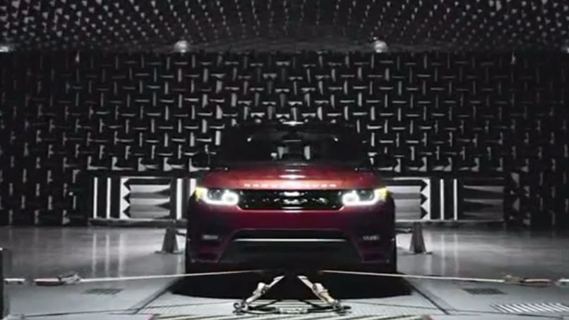 THE ALL NEW RANGE ROVER SPORT - PRODUCT FILM