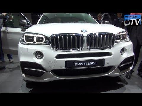 2014 BMW F15 X5 M50d (381hp)