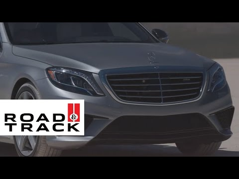 [RoadandTrack] Sponsored: Watch the Mercedes-AMG S63 take on the Nevada Desert