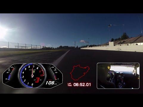 [오피셜] 우라칸 퍼포만테 record at the Nürburgring