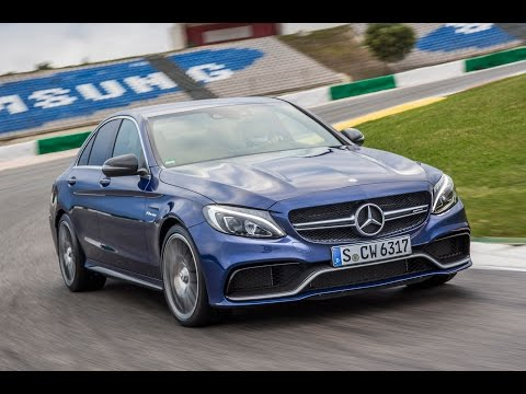 [Autocar] New Mercedes-Benz AMG C63 tested on road and track - car review
