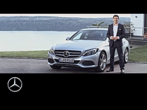 [Mercedes-Benz] Driven: Feature presentation of the C 350 e – Mercedes-Benz original