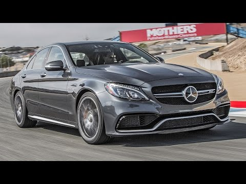 [MotorTrend] 2015 Mercedes-AMG C63 S Hot Lap!