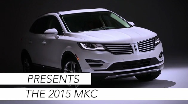 2015 Lincoln MKC Reveal