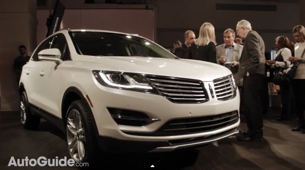 2015 Lincoln MKC First Look