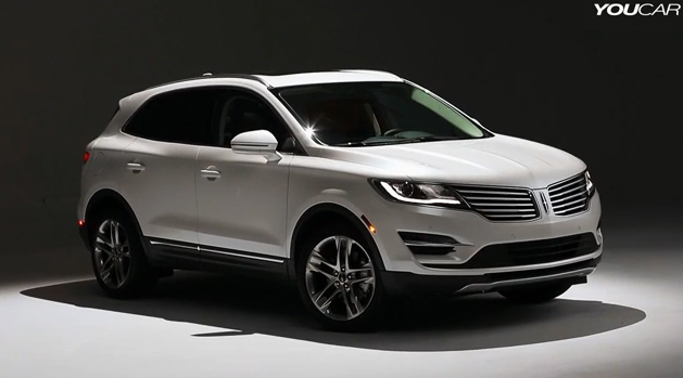 All-New 2015 Lincoln MKC unveiled