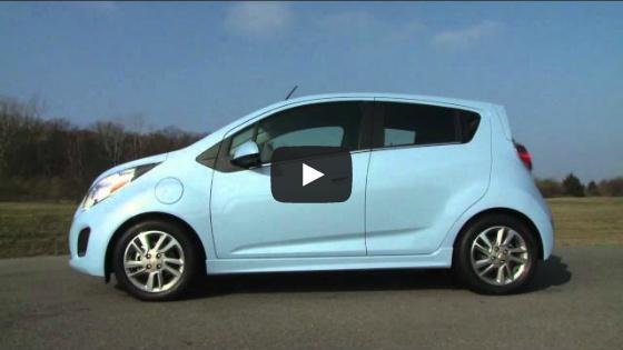 [MOTOR1] Spark EV exterior beauty footage