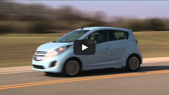 [MOTOR1] Spark EV running footage