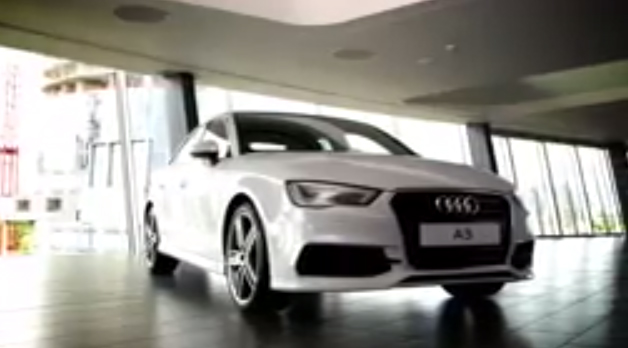The new Audi A3 Saloon - Design and technology