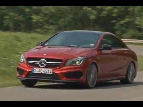 [Autocar] Mercedes CLA45 AMG driven
