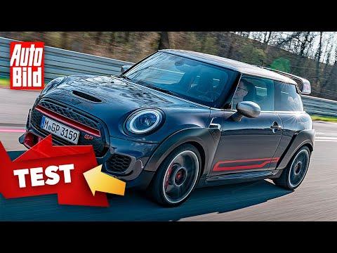 [AUTO BILD] Mini John Cooper Works GP (2020): Test - Fahrbericht - Kompakt - Info