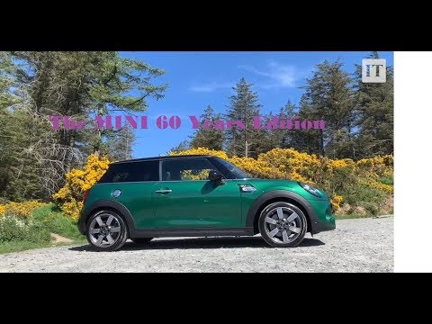 [Car Reviews] Our Test Drive: the MINI 60 Years Edition
