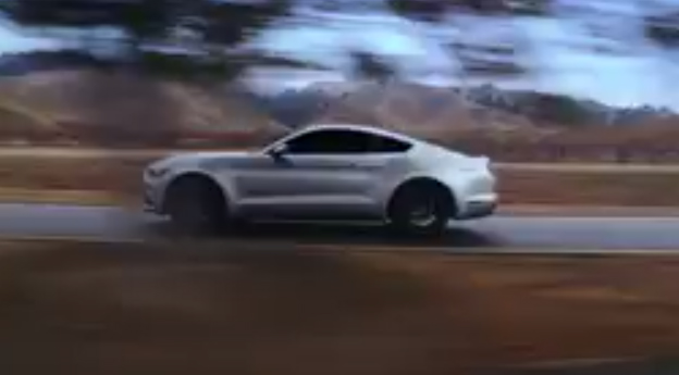 Introducing the All-New Ford Mustang
