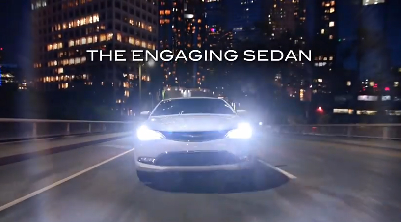 Chrysler 200 - The Engaging Sedan