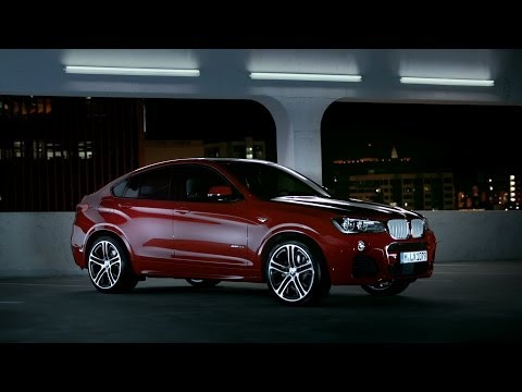 The first-ever BMW X4. Official launchfilm.
