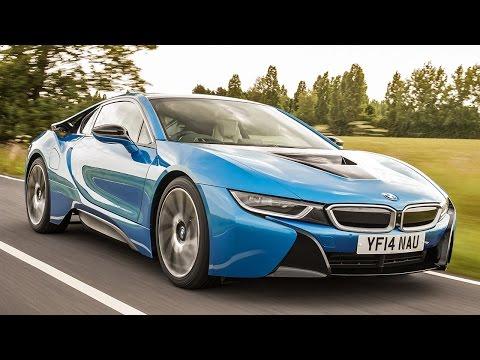 [Autocar] Radical new BMW i8 hybrid sports car driven