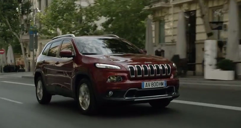 Jeep All - New Cherokee CF