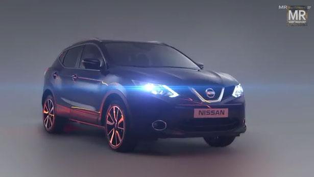 2014 Nissan Qashqai Official Trailer