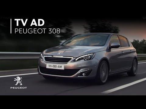 New Peugeot 308 | TV Ad