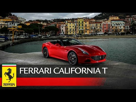 [오피셜] Ferrari California T - State of the Art - In Liguria Trailer