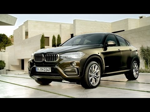 The all-new BMW X6. Official Launchfilm.