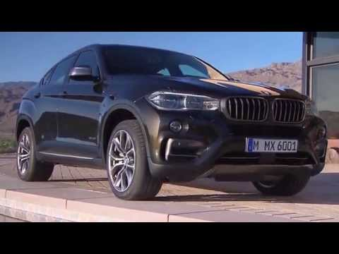 The new BMW X6 Video | AutoMotoTV