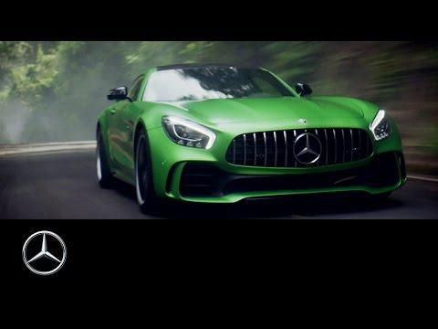 [오피셜] Beast of the Green Hell: The Mercedes-AMG GT R