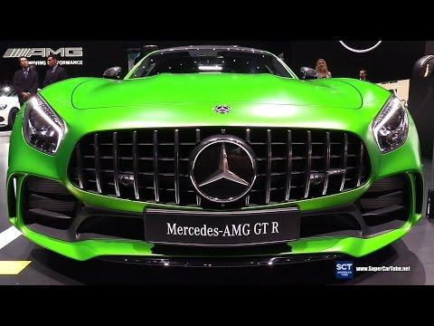 [SCT] AMG GT R - Exterior and Interior Walkaround - 2017 Geneva Motor Show