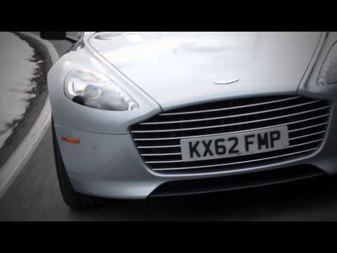 Rapide S - Experience The Power of Luxury