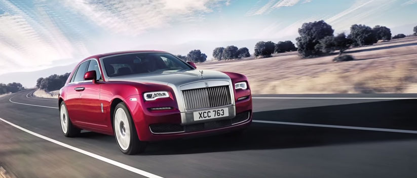 Rolls-Royce Ghost Series II - No Ordinary Campaign