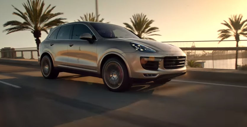 The new Porsche Cayenne - Are We There Yet?