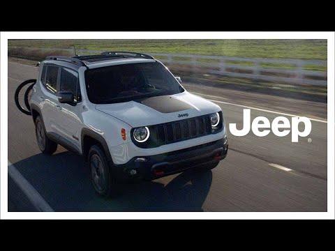 [오피셜] Jeep® Renegade | Features