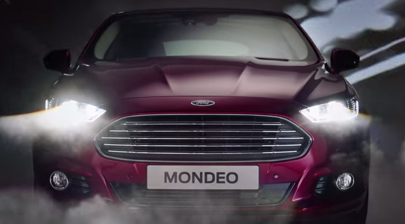 Ford Mondeo 60sec.