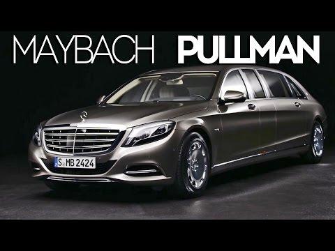 [YOUCAR] Mercedes-Maybach Pullman